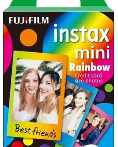 Instantný film Fujifilm Instax Mini Rainbow 10ks