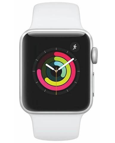 Inteligentné hodinky Apple Watch Series 3 GPS 38mm púzdro zo