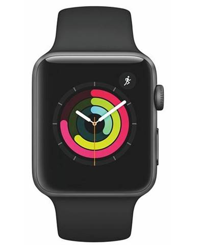 Inteligentné hodinky Apple Watch Series 3 GPS 42mm púzdro z