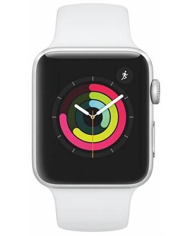 Inteligentné hodinky Apple Watch Series 3 GPS 42mm púzdro zo