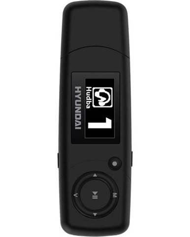 MP3 prehrávač Hyundai MP 366 GB8 FM B čierny
