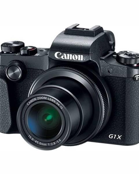 Canon Digitálny fotoaparát Canon PowerShot G1 X Mark III čierny