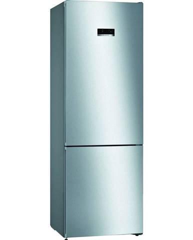 Kombinácia chladničky s mrazničkou Bosch Serie   4 Kgn49xiea nerez