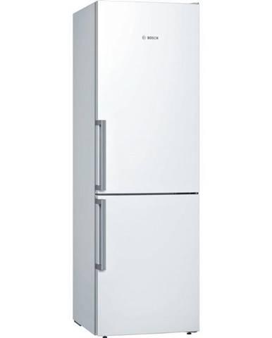 Kombinácia chladničky s mrazničkou Bosch Serie   6 Kge368wcp biela