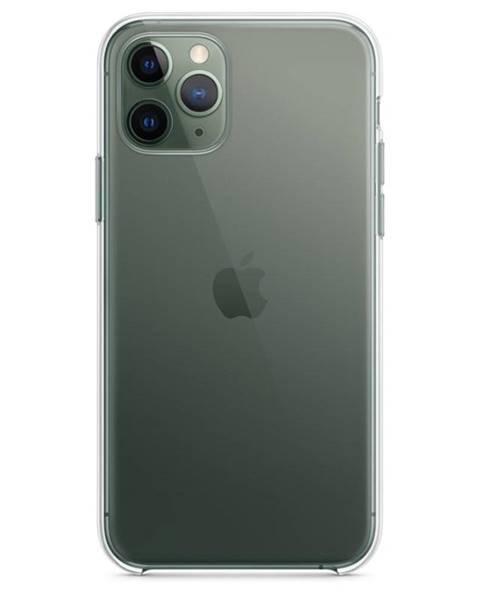 Apple Kryt na mobil Apple Clear Case pre iPhone 11 Pro priehľadný