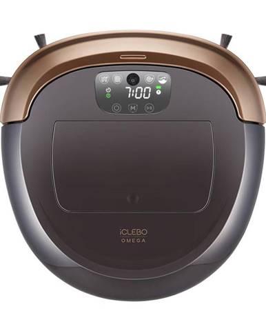 Robotický vysávač iClebo Omega YCR-M07-10 čierny/zlat