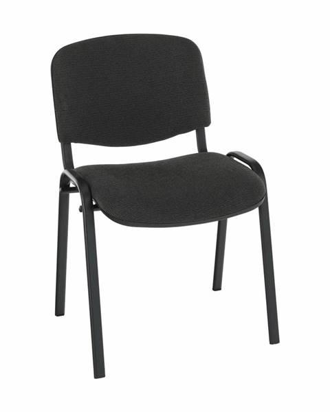 Tempo Kondela Kancelárska stolička sivá ISO NEW C26