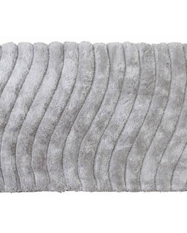 Koberec bielosivá 170x240 SELMA