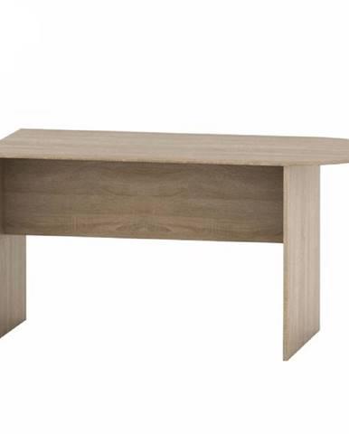 Zasadací stôl s oblúkom 150 dub sonoma TEMPO ASISTENT NEW 022