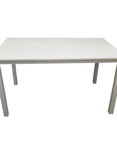 Jedálenský stôl biela 135 cm ASTRO