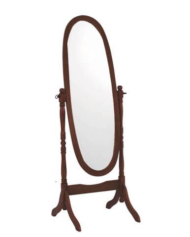 Stojanové zrkadlo orech ZRKADLO 20124