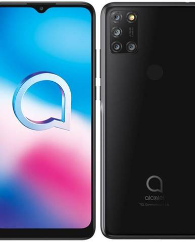 Mobilný telefón Alcatel 3X 2020 čierny