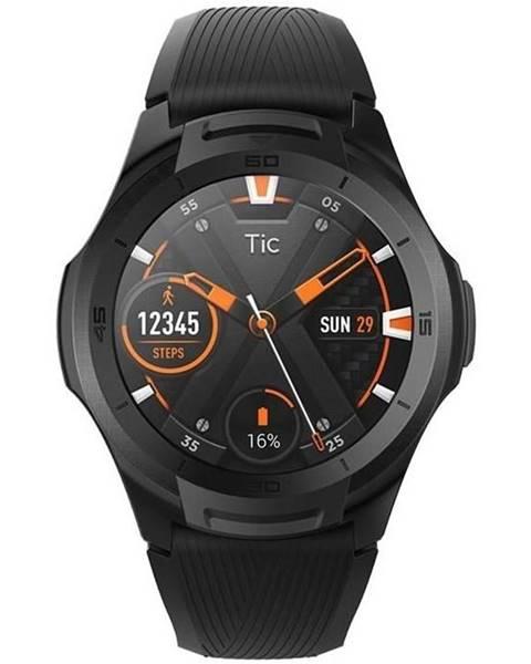 TicWatch Inteligentné hodinky Mobvoi TicWatch S2 čierne