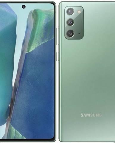 Mobilný telefón Samsung Galaxy Note20 zelený