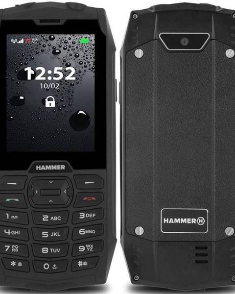 myPhone Mobilný telefón myPhone Hammer 4 Dual SIM čierny