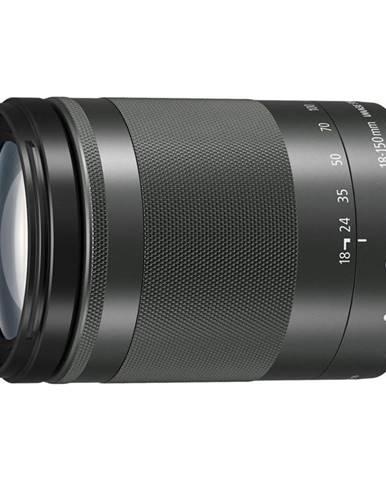 Objektív Canon EF-M 18-150 mm f/3.5-6.3 IS STM - Selekce SIP čierny