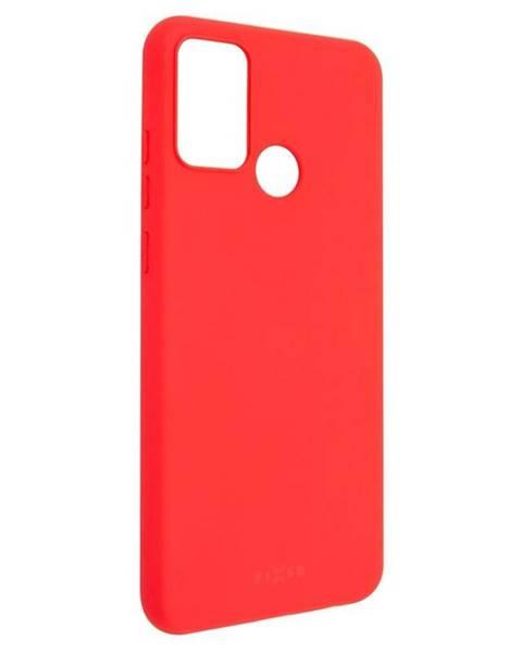 FIXED Kryt na mobil Fixed Story na Honor 9A červený