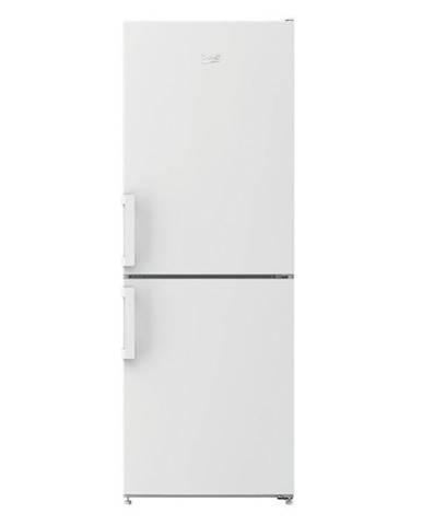 Kombinácia chladničky s mrazničkou Beko Csa240m31wn biela
