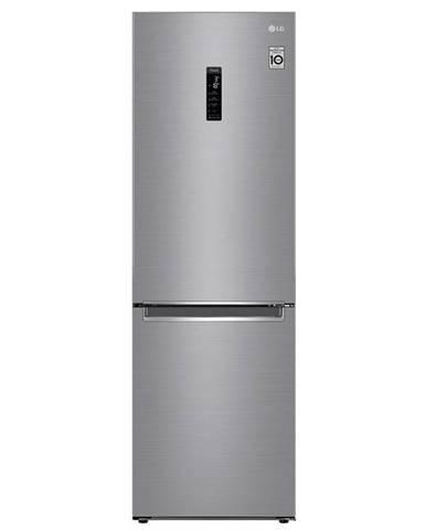 Kombinácia chladničky s mrazničkou LG Gbb61pzhmn