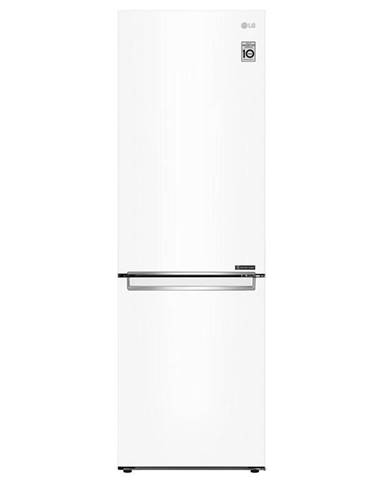 Kombinácia chladničky s mrazničkou LG Gbb61swjmn biela