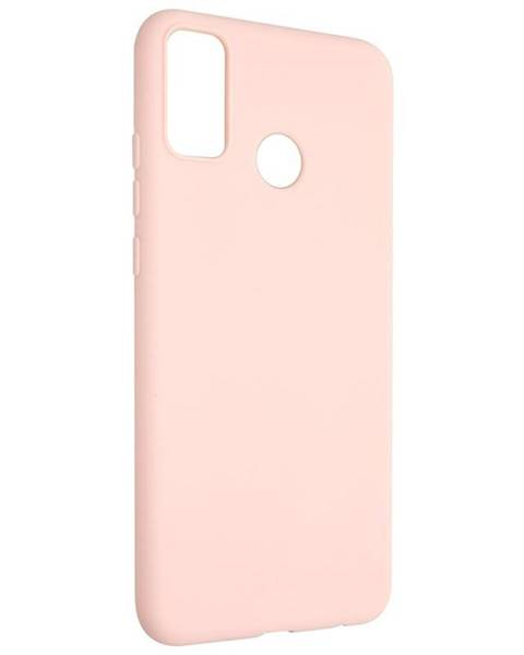 FIXED Kryt na mobil Fixed Story na Honor 9X Lite ružový