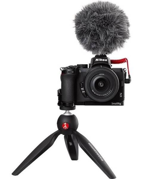 Nikon Digitálny fotoaparát Nikon Z50 + 16-50 VR Vlogger Kit čierny