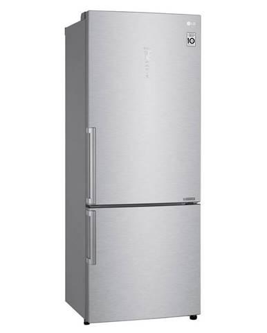 Kombinácia chladničky s mrazničkou LG Gbb569nsafb