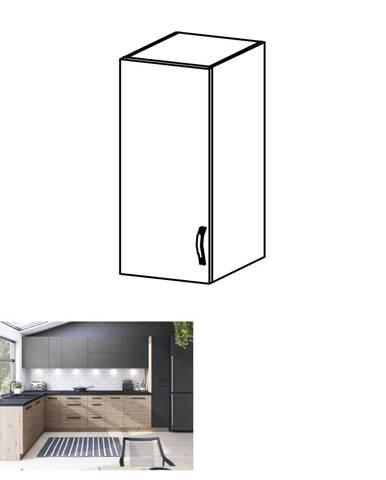 Horná skrinka dub artisan ľavá LANGEN G30