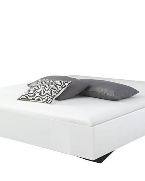 Sconto Posteľ ARIZONA biela, 180x200 cm