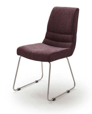 Jedálenská stolička SADIE 1 červená