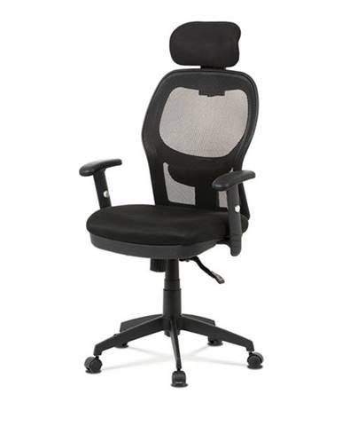 Kancelárska stolička VIGGO čierna