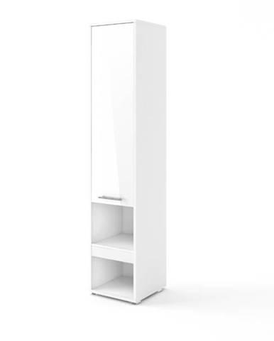 Skriňa CONCEPT PRO CP-07 1D biela matná, 1 dvierka, 1 zásuvka