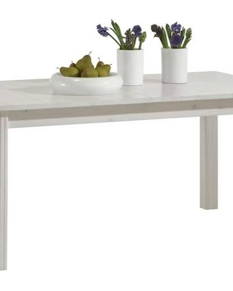 Sconto Jedálenský stôl MONACO borovica biela