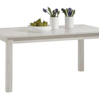 Jedálenský stôl MONACO borovica biela