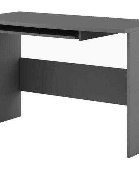 Sconto Písací stôl SANTANA SA-12 grafit