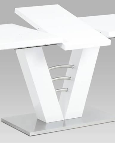 Jedálenský stôl CONRAD biela