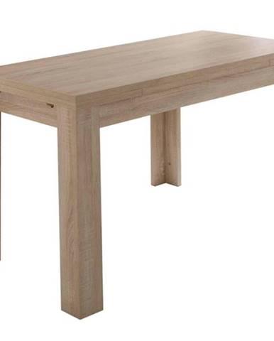 Jedálenský stôl ZIP/110 dub sägerau