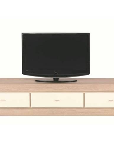 TV stolík ALEX AX1 tuja/jazmín vysoký lesk