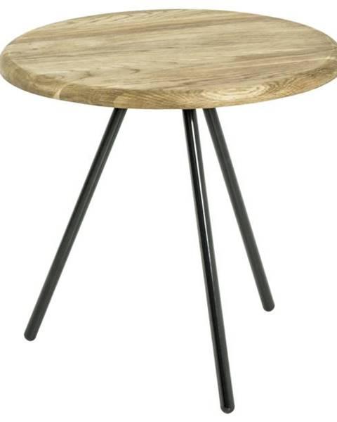 Sconto Prístavný stolík OLANDO ø 40 cm
