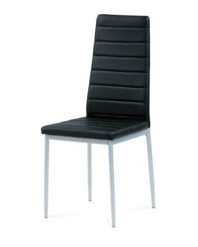 Jedálenská stolička FATIMA čierna