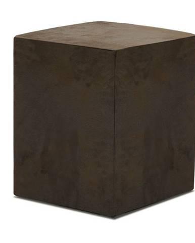 Odkladací stolík VINTAGE hnedá